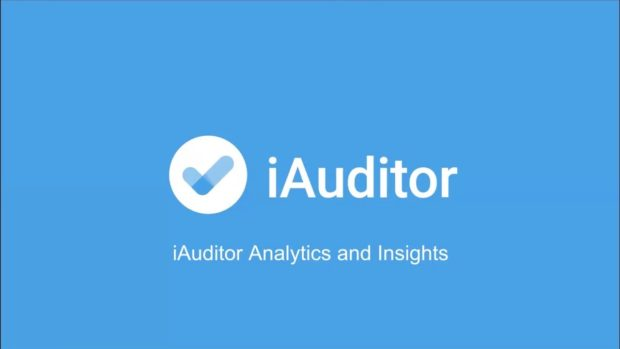 iAuditor million dollar App