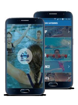 AquaFit Trainer – Android Screenshot
