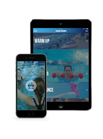 AquaFit Trainer Screenshot