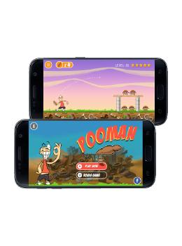 Pooman – Android Screenshot