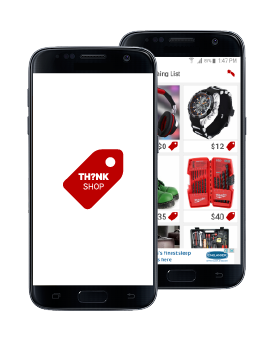 ThinkShop app development